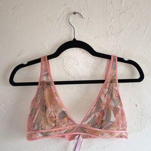 Victorias Secret 70's style bralette